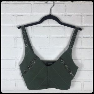 🔥 TOPSHOP CROP TOP TANK TOP